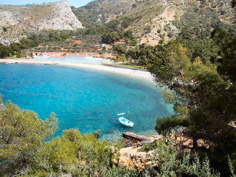 Hydra island greece waterfront property 4 sale for Greece waterfront property for sale